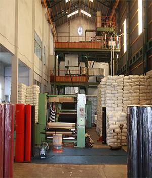 Tulip Fabrics Factory Inside