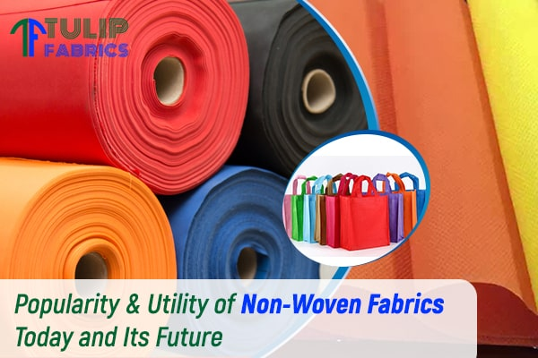 Popularity & Utility of Non-Woven Fabrics Today and Its Future